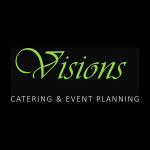 Logo, Visions Catering